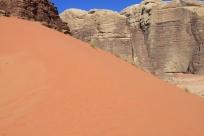 Red Sand Dunes (Umm Ishrin)